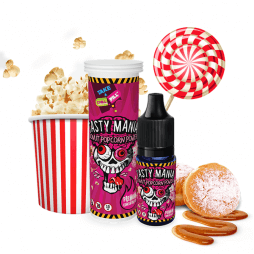 Concentré Donut Popcorn Power 10ml - Chill Pill