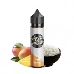 Sticky Mango - Steam Buddie - 60ml