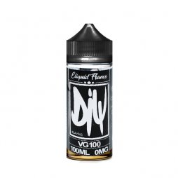 Base DIY 100VG 0mg - Eliquid France 100ml