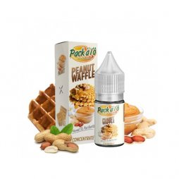 Concentré Peanut Waffle - Pack à l'Ô 10ml