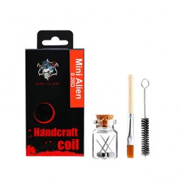 Handcraft coil Mini Alien 0.2ohm - Demon Killer