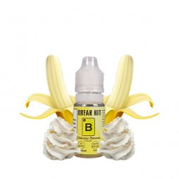 Delicious Banana NicSalt - Break Hit 10ml