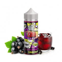 Blackcurrant Lemonade 100ml - Team120