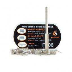 N80 Braid Coil 2in1 - Geekvape