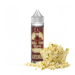 Avenue 0mg 50ml - Small Town