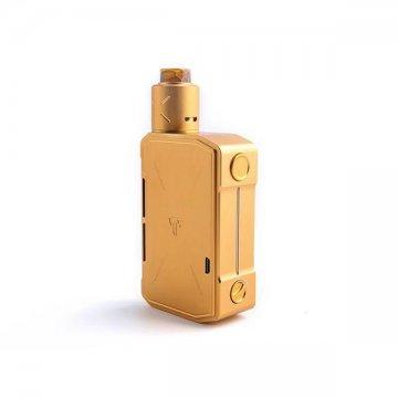 Pack Invader IV VV 280W Gold Edition Limitée - Teslacigs