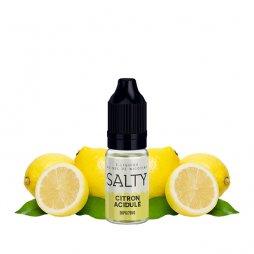 Citron Acidulé 10ml - Salty