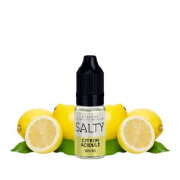 Citron Acidulé 10ml - Salty