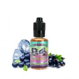 Concentré Blueberry Blackcurrant 30ml - Sunshine Paradise