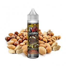 Nutty Custard  0mg 50ml - IVG