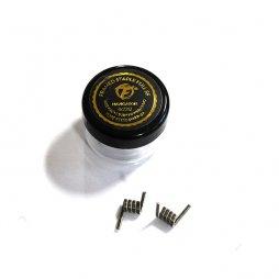 Coils Framed Staple Full SS316 0.22 ohm - 2pcs - FumyTech