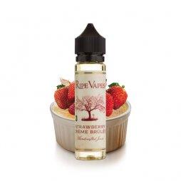 Strawberry Crème Brulée  50ml - Ripe Vapes