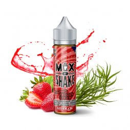 Frozen Straw 0mg 50ml - Mix N' Shake