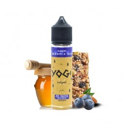 Blueberry Granola Bar 0mg 50ml - YOGI
