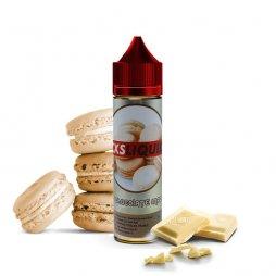 White Chocolate Macaron 50ml 0mg - KXS Liquid
