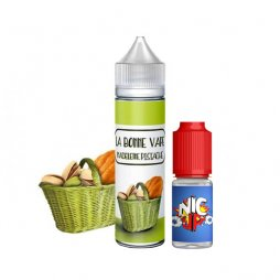 Madeleine Pistache 0mg 50 ml - La Bonne Vape