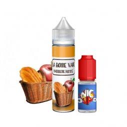Madeleine Pomme 0mg 50 ml - La Bonne Vape
