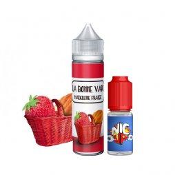 Madeleine Fraise 0mg 50 ml - La Bonne Vape