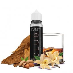Club 0mg 50ml - Dandy
