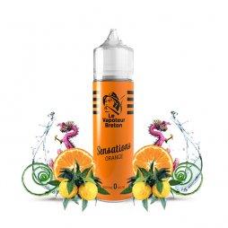 Orange 0mg 50ml - Le Vapoteur Breton