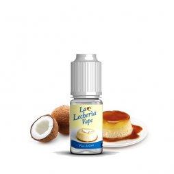 Concentrate Flan de Coco 10ml - La Lecheria Vape