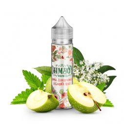 Apple, Elderflower & Garden Mint 0mg 50ml - Ohm Boy