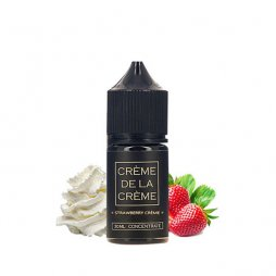 Concentrate Strawberry Creme 30ml - CDC