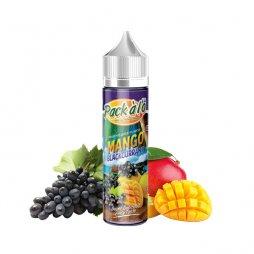 Mango blackcurrent 0mg - Pack à l'Ô 50ml TPD EUROPE