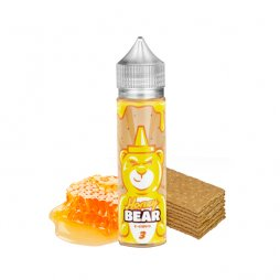 Honey Bear 0mg 50ml - Marina Vape