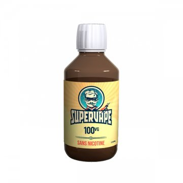100VG nicotineless base 120ml - SuperVape
