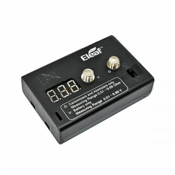 Eleaf  Ohmmetre & Voltmetre Digital