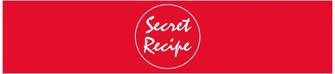 Secret Recipe