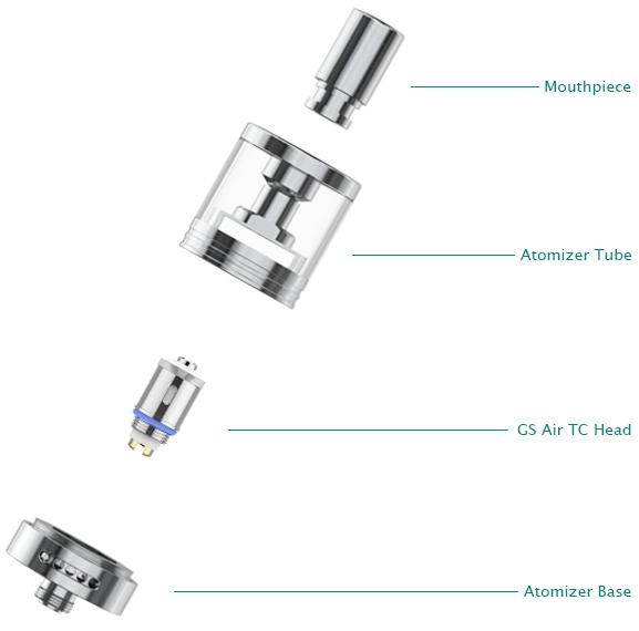 GS-Tank Atomizer