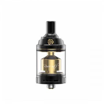 Rose MTL RTA Limited Gold Edition - Fumytech
