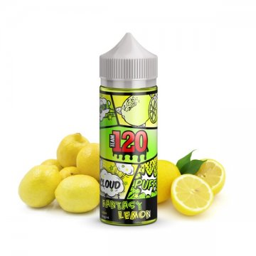Fantasy Lemon 100ml - Team120 I VAPE GREAT [CLEARANCE]