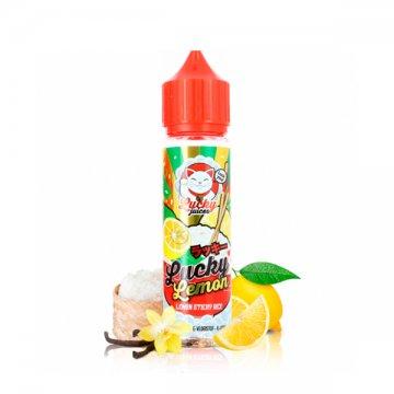 Lucky Lemon 0mg 50ml - Lucky Juices [CLEARANCE]
