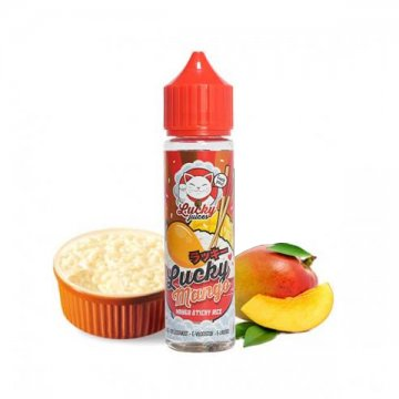 Lucky Mango 0mg 50ml - Lucky Juices