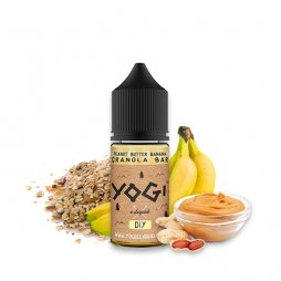 Concentré Peanut Butter & Banana Granola Bar 30ml - Yogi