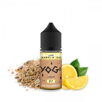 Concentré Lemon Granola Bar 30ml - Yogi [DESTOCKAGE]