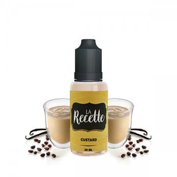 Aroma Custard 30ml - Savourea La Recette [CLEARANCE]