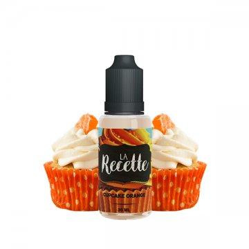 Arôme Cupcake Orange 30ml - Savourea La Recette
