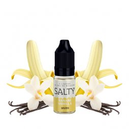 Banane Vanille 10ml - Salty