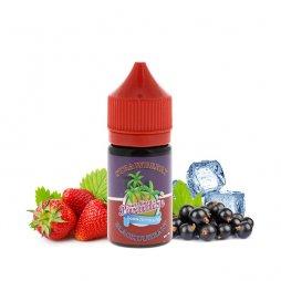 Concentré Strawberry Blackcurrant 30ml - Sunshine Paradise