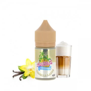 Concentrate Vanilla Latte 30ml - Sunshine Paradise