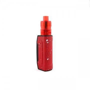 Pack Falcons One Tank Red + 3 x One Tank Red - Teslacigs [DESTOCKAGE]