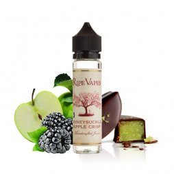 Honeysuckle Apple Crisp 50ml - Ripe Vapes
