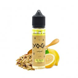 Lemon Granola Bar 0mg 50ml - YOGI