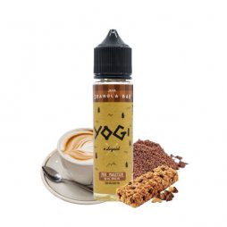 Java Granola Bar 0mg 50ml - YOGI