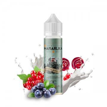 Chillax Berry Pop 0mg 50ml - Maharlika [CLEARANCE]