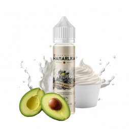Creamy Avocado 0mg 50ml - Maharlika